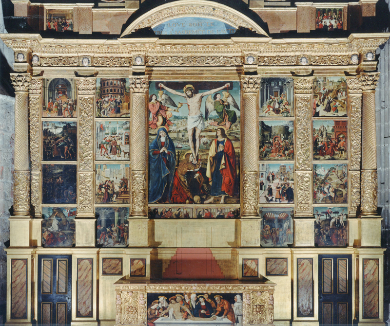 Mus e du petit palais avignon for Passion carrelage saint maximin